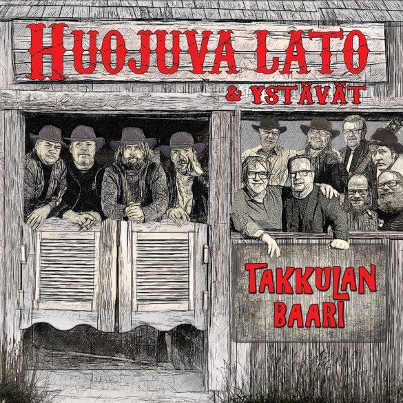 Huojuva Lato & Ystävät – Takkulan Baari LP
